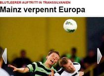 Mainz, criticata de jurnalistii germani