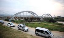 Podul a fost reabilitat toamna trecuta