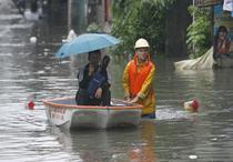 Filipine dupa trecerea taifunului Muifa