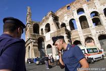 Colosseumul, evacuat din cauza unui pachet suspect