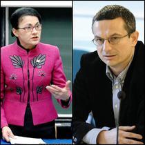 Ecaterina Andronescu si Csaba Asztalos