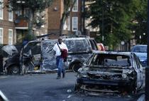 Incidente violente pe strazile Londrei