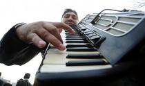 Cu acordeonul