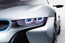 Tehnologie iluminare LASER de la BMW