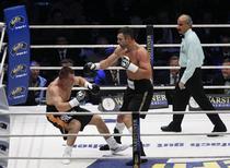 Vitali Klitschko, victorie prin KO
