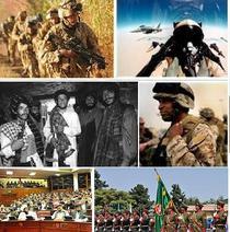 Razboi in Afganistan