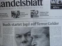 Din arhivele presei despre razboiul contra terorii
