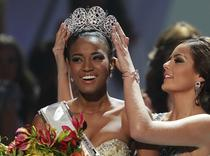 Leila Lopes, incoronata Miss Universe 2011