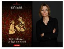 Cele patruzeci de legi ale iubirii, de Elif Shafak