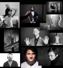 Expozitia Portrete Subiective de Alex Gâlmeanu