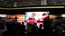 Standul Opel la Salonul Auto de la Frankfurt 2011
