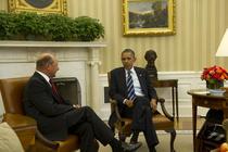 Traian Basescu si Barack Obama (3)
