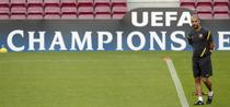 FOTOGALERIE Imaginile primei seri in Champions League