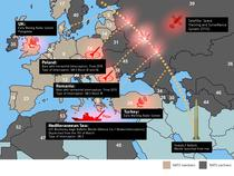 Infographic - USA-Europe Anti-missile defense system