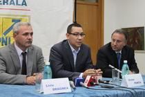 Victor Ponta, la Iasi