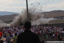 Incident aviatic in Nevada