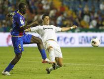 Arouna Kone, peste Cristiano Ronaldo