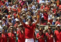 Spania, victorie categorica cu Franta