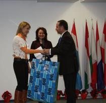 Reporter European 2010, festivitatea de premiere