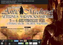 festival medieval in Sighetu Marmatiei