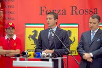 Giancarlo Fisichella, Enrico Galliera, Ion Bazac