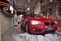 Lansarea noului BMW Seria 1 in Romania