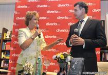 Principesa Margareta si principele Radu, la lansarea albumului