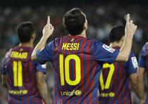 Lionel Messi, de neoprit