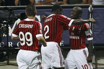 Seedorf, decisiv pentru Milan