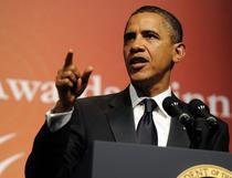 Barack Obama la Congressional Black Caucus