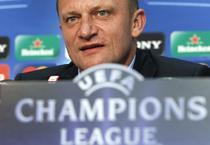 Dorinel spera la primul rezultat favorabil in Champions League