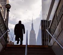 New York vazut prin iesirile de la metrou