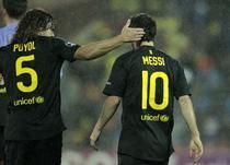 Messi, din nou incantator