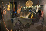 Expozitia Pe aripile timpului- Sala 2. Utopia lui Brailoiu