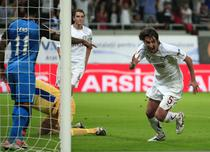 "Dan Alexa, primul gol romanesc pe ""Arena Nationala"""