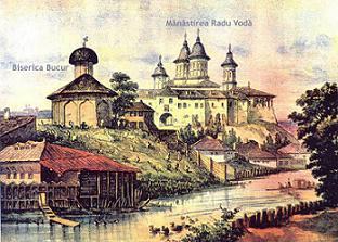 Biserica_Bucur_si_Manastirea_Mircea_Voda