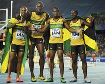 Jamaica, campioana mondiala la 4X100 de metri