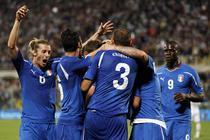 Italia, calificata la EURO 2012