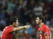 Portugalia, la un meci distanta de EURO 2012