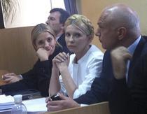 Iulia Timosenko, la procesul sau