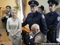 Iulia Timosenko, condamnata deja la 7 ani de detentie