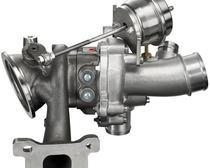 Turbo Continental pentru motor EcoBoost