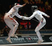 Nationala feminina de spada, in finala mondiala