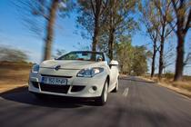 Test Drive cu Renault Megane CC Floride
