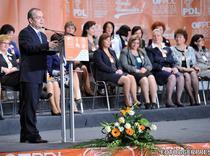 Emil Boc la Conventia OFPDL