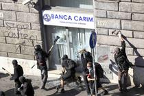 Violente la Roma