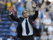 Mancini si City: primul loc in Anglia