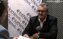 Miron Mitrea in studioul HotNews.ro
