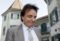Christian Constantin, presedinte FC Sion