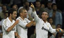 Sergio Ramos, decisiv pentru Real